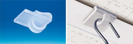 Caracteres toutes les solutions de plv pour accrocher for Attache faux plafond